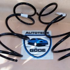 2x pružiny predné BMW E46 manuálna prevodovka,