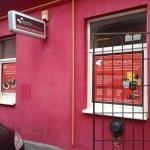 AutoFlex naša predajňa - Exteriér