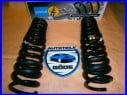 2x pružiny zadné Bilstein  Mercedes ML W163