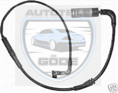 1x snímač opotrebenia predný BMW E65 /E66