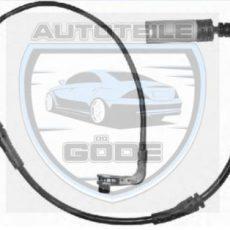 1x snímač opotrebenia zadný BMW E65 /E66