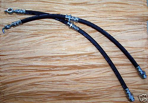 2x brzdová hadica predná náprava Mazda 626 GE od: 92-97
