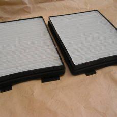 2x peľový filter BMW E39