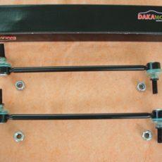 2x stabilizátor zosilnený predná náprava Citroen C5 + Xantia X2