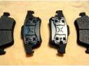 Brzdové platničky zadná náprava Mazda 3 od r.v.: 10.2003