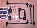 SET- spojovací tyč, tyčky stabilizátoru, svislé čepy ramen Chrysler Voyager RG od rv 2001
