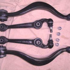 4x rameno predná náprava Mazda 6 GG, GY, GH