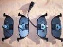 Brzdové platničky predná náprava so snímačom Skoda Fabia+Octavia od roku výroby:96
