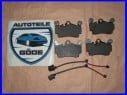 Brzdové destičky zadní VW Touareg, Porsche Cayenne, Audi Q7