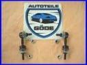 2x Stabilizátor  spojovacia tyč zosilnená predná Smart Cabrio,City Coupe,Fortwo