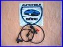ABS Sensor snímač otáčok kolesa predný  Audi A 4 ab Bj. 01.1999