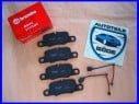 Brzdové platničky predná náprava Porsche Panamera od r.v. 09.2009