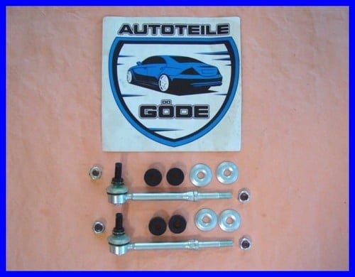 2x Stabilizátor spojovacej tyče zosilnený predná náprava Nissan Primera