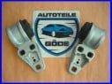 2x uloženie, zavesenie tela nápravy zadné VW Passat od: 08.1996