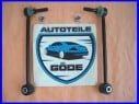 2x stabilizátor zadná náprava Peugeot 406 od: 11.1995