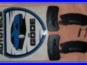 Brzdové platničky zadná náprava Dodge Caliber