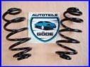 2x pružiny zadné Audi A4 od:11.00-12.04