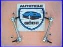 2x stabilizátor zosilnený predná náprava Alfa Romeo 166
