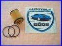Olejový filter Opel Zafira B 1.9 CDTI od: 07.2005