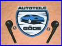 2x čep spojovací tyče přední Peugeot 206 od rv 09.2000