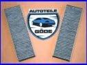 2x pylový filtr Audi A6 od r.v. 05.2004