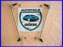2x stabilizátor predný zosilnený Mercedes Vito W639