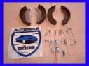Brzdové čelisti se sadou pružin zadní Ford KA 1,3 do rv 01.2000