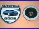 Uložení tlumiče přední BMW X3 E83