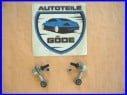 2x stabilizátor přední zesílený VW Golf III