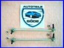2x stabilizátor přední zesílený VW Golf V