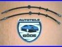 2x brzdová hadica predná VW Vento od r.v. 11.1991