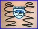 2x pružiny přední VW Lupo od r.v. 09.1998
