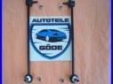 2x stabilizátor predný zosilnený BMW E63 + E64