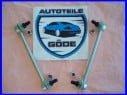 2x stabilizátor predný zosilnený Opel Omega A