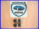 2x stabilizátor přední zesílený VW Caddy II