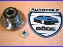 Ložisko kola Ložisko kola přední Audi A2 od r.v. 02.2000 Audi A2 od r.v. 02.2000