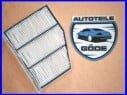 Peľový filter VW Passat od r.v. 03.2005