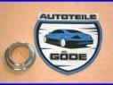 ABS kroužek přední Peugeot 106 I + II