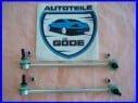 2x stabilizátor predný zosilnený Mercedes CLK C209, A209