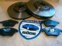 Brzdové kotúče + platničky predné Ford Mondeo od r.v. 2007