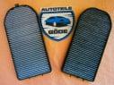2x peľový filter s aktívnym uhlím BMW E38