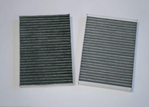 2x peľový filter s aktívnym uhlím Mercedes-Benz S-Klasse W221, C216