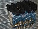 Brzdové platničky komplet zadná KIA CARNIVAL GRAND CARNIVAL III