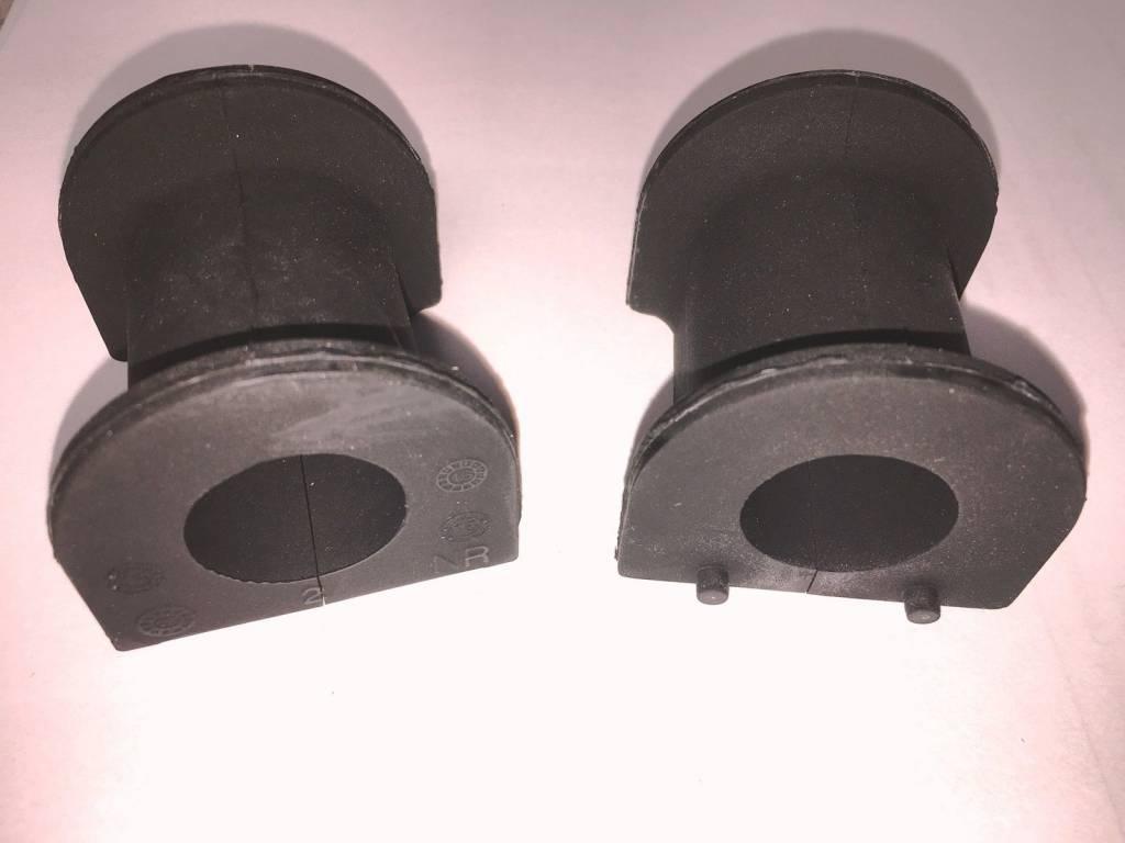 2x gumové uloženie stabilizátora predné 24mm VW T5 T6