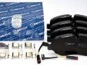Brzdové platničky predné Meyle MERCEDES SPRINTER 906 VW CRAFTER