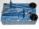 2x tlmiče a uloženie tlmiča Meyle BMW 7 7er E38