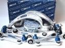 Veľká sada ramien predná náprava 12 dielná Meyle HD AUDI A4 A5 Q5
