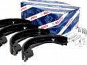 Brzdové platničky predné + snímač opotrebenia ORIGINAL BOSCH BMW 5er E60 E61