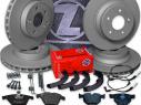 Brzdná sada ZIMMERMANN komplet predná + zadná BMW X3 (E83) 3,0 d