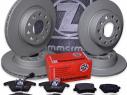 Brzdná sada ZIMMERMANN predná + zadná VW Touran 2,0 TDI 16V